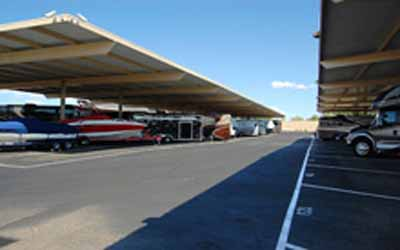 Covere RV Storage Phoenix